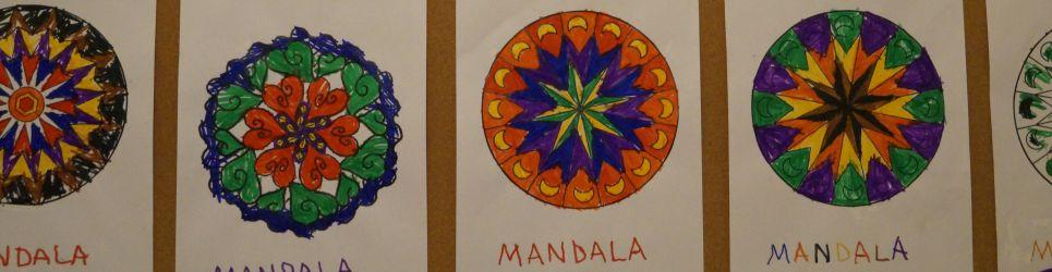 Relaks przy muzyce-co skrywają mandale?